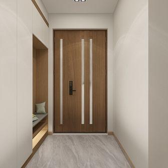 富裕型140平米别墅日式风格玄关欣赏图