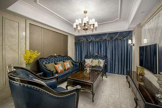 20万以上130平米四欧式风格客厅设计图