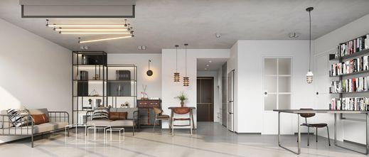 10-15万80平米公寓工业风风格客厅图