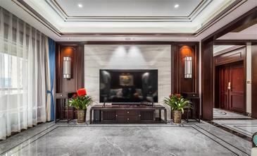 豪华型140平米四室三厅中式风格客厅欣赏图