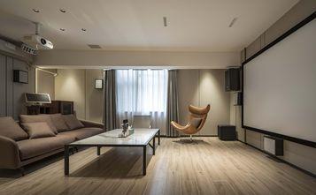 140平米别墅中式风格影音室效果图