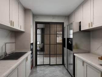 豪华型140平米四室一厅现代简约风格厨房效果图