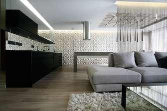 15-20万110平米三欧式风格客厅设计图