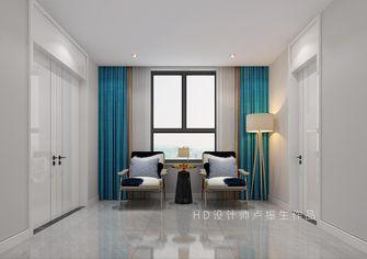 豪华型140平米三室两厅现代简约风格阳光房图
