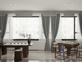 140平米三室两厅中式风格阳台装修图片大全