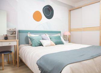 豪华型70平米一室两厅欧式风格卧室设计图