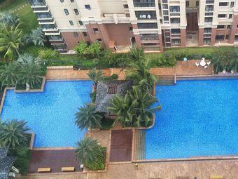 现代美居·游泳池