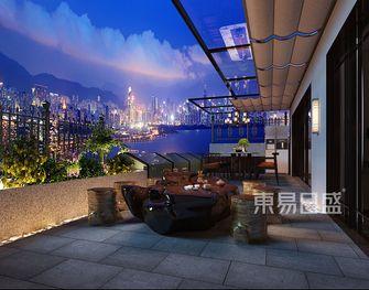 20万以上140平米别墅中式风格阳光房装修图片大全