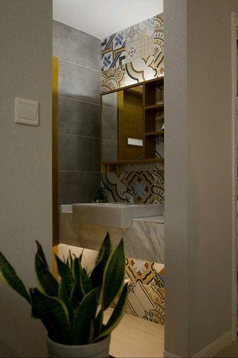 富裕型80平米三室一厅欧式风格卫生间图