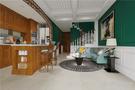 20万以上140平米别墅法式风格厨房图片