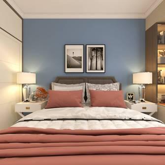 15-20万140平米四室四厅现代简约风格卧室欣赏图