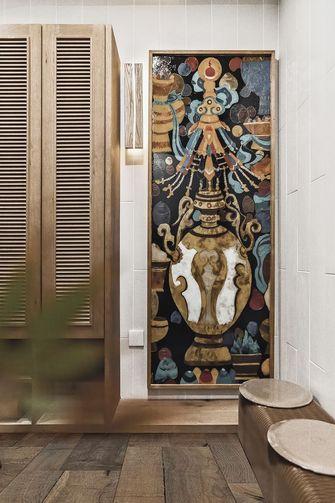 20万以上140平米三室两厅混搭风格玄关装修图片大全