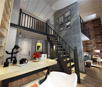 40平米小户型工业风风格楼梯间设计图