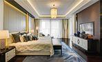 豪华型140平米四室两厅法式风格卧室图片