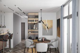 5-10万70平米一居室现代简约风格餐厅装修效果图