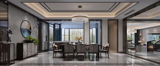 20万以上140平米四中式风格餐厅设计图