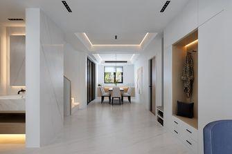 5-10万140平米复式现代简约风格玄关装修图片大全