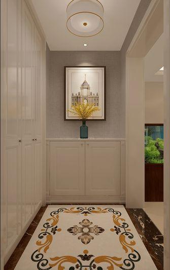 富裕型140平米三室两厅欧式风格玄关图片大全