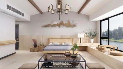 20万以上140平米公装风格卧室装修图片大全
