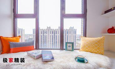 豪华型120平米现代简约风格阳台装修图片大全