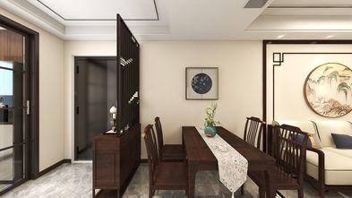 20万以上110平米四室两厅中式风格餐厅装修效果图