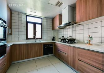 15-20万140平米四室两厅北欧风格厨房图片大全