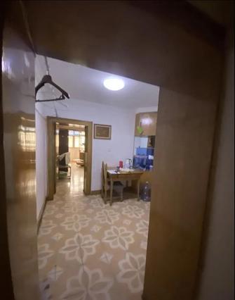 5-10万60平米一室一厅现代简约风格走廊装修效果图