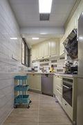 10-15万三室两厅混搭风格厨房装修效果图