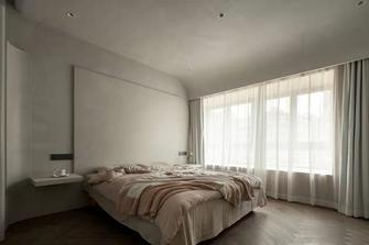 经济型70平米现代简约风格卧室设计图