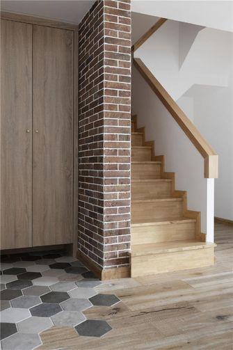 10-15万120平米复式日式风格楼梯间装修效果图