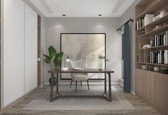 20万以上140平米四室两厅新古典风格书房装修图片大全