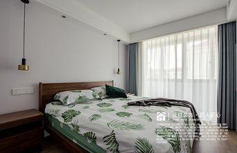 5-10万70平米一室两厅北欧风格卧室装修图片大全