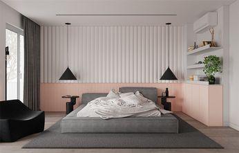 豪华型100平米北欧风格卧室效果图