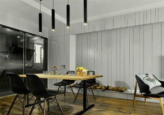 20万以上110平米三室一厅北欧风格餐厅装修图片大全
