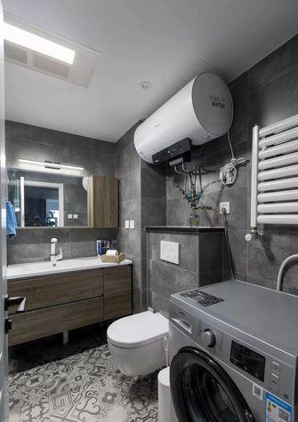 3-5万50平米一室一厅新古典风格卫生间图片