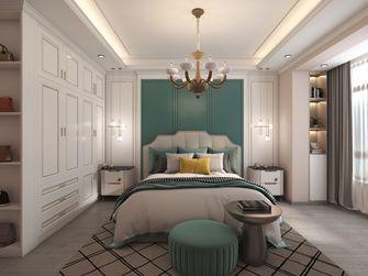 20万以上140平米三室两厅法式风格卧室图