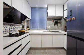经济型60平米一室一厅混搭风格厨房装修案例