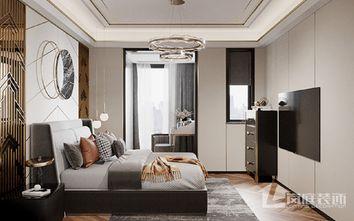 20万以上三室两厅港式风格卧室效果图