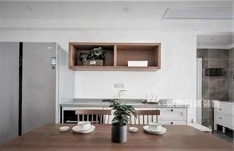 100平米三北欧风格餐厅装修图片大全