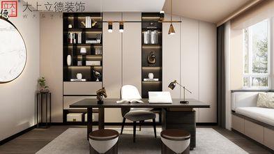 20万以上140平米别墅混搭风格书房效果图