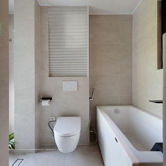 经济型60平米一居室混搭风格卫生间装修案例