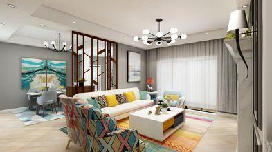 110平米三室两厅混搭风格其他区域装修图片大全