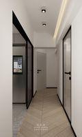 10-15万80平米日式风格走廊装修案例