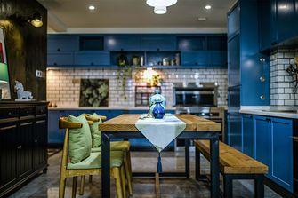 50平米混搭风格餐厅装修案例