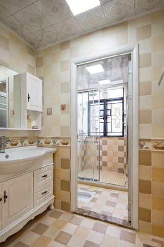 140平米四室两厅美式风格卫生间装修效果图