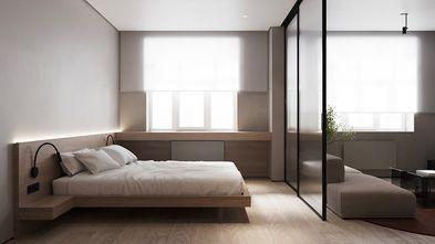 90平米一室一厅日式风格卧室装修图片大全