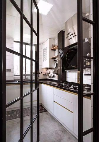 10-15万120平米三室一厅北欧风格厨房装修效果图