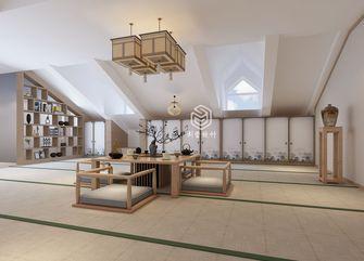 140平米别墅欧式风格阁楼装修效果图