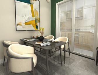 经济型130平米三室两厅欧式风格餐厅装修图片大全