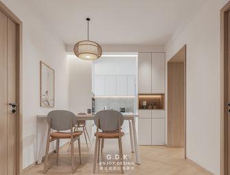 富裕型110平米三室两厅北欧风格餐厅欣赏图